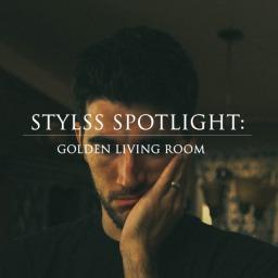 STYLSS Spotlight: GOLDEN LIVING ROOM