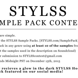 STYLSS Sample Pack Contest!