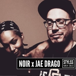 Explore the sounds of Juke Bounce Werk with co-founders NOIR x JAE DRAGO for STYLSS Mix 083